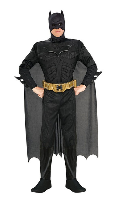 Batman The Dark Knight Rises Muscle Chest Adult Costume