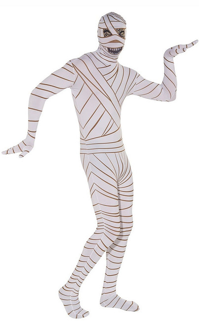 Mummy Adult Skinsuit/Morphsuit