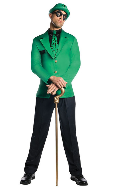 Batman Gotham The Riddler Adult Costume