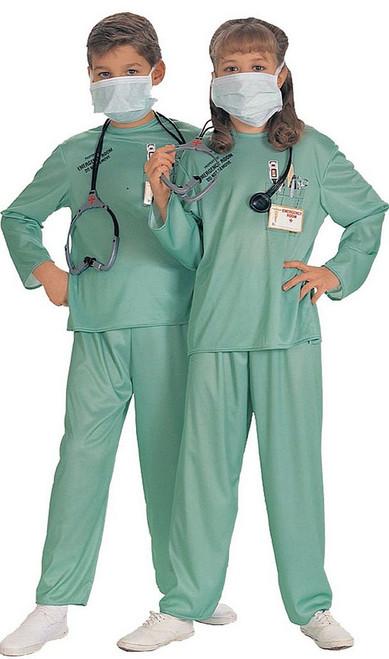 Doctor E.R. Child Costume
