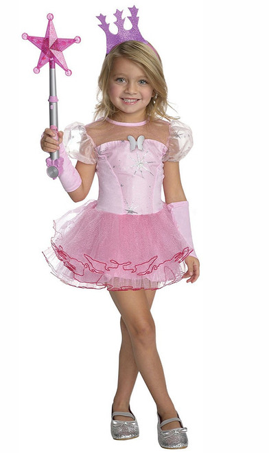 Child Wizard of Oz Glinda Tutu