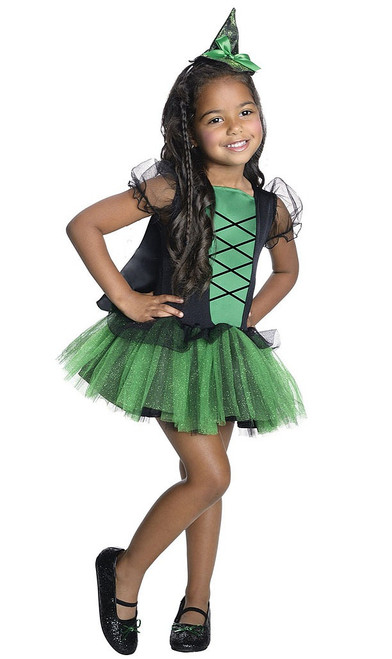 Girl's Wicked Witch Tutu