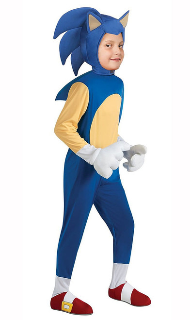 Deluxe Sonic the Hedgehog Child Costume