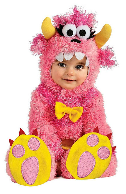 Pinky Winky Monster Baby Costume