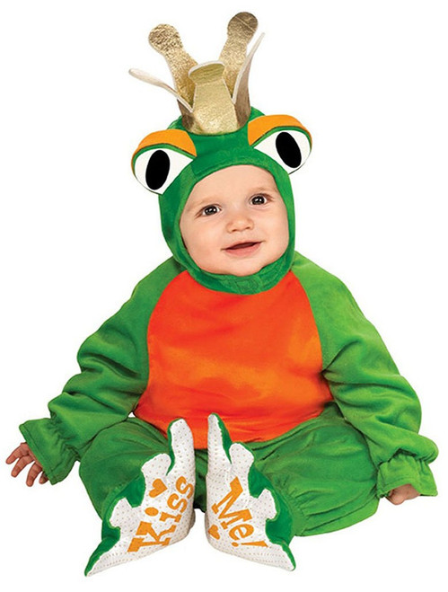 Frog Costume for Toddlers