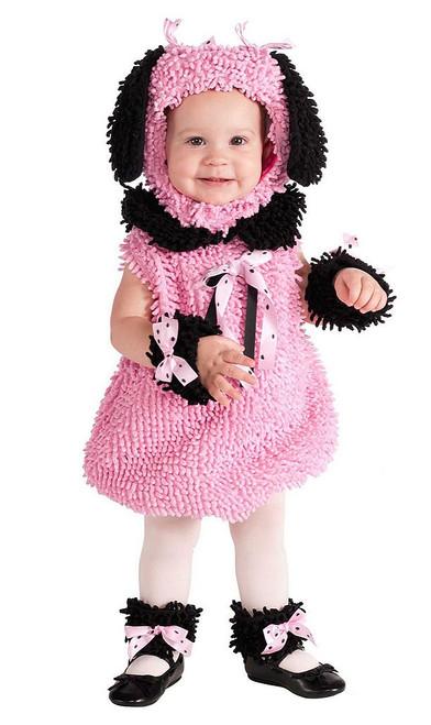 Precious Poodle Halloween Costume