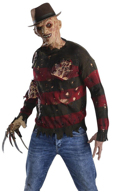Freddy Kruger Adult Sweater