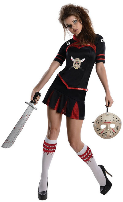 Friday the 13th Cheerleader