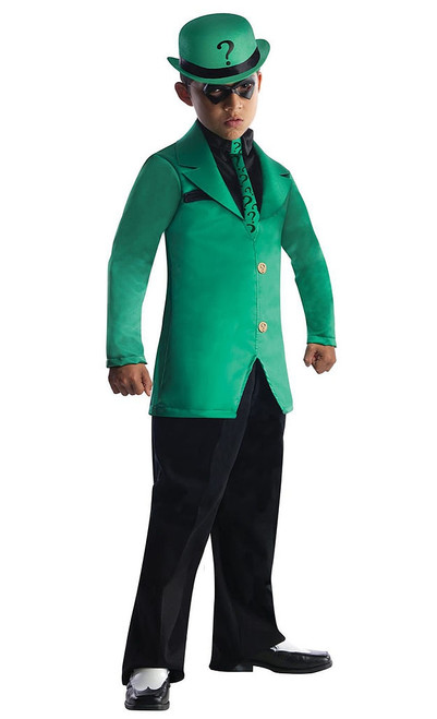 Batman's The Riddler Child Costume