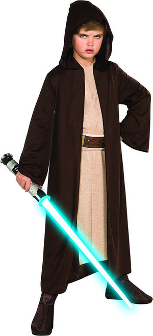 Hooded Boys Jedi Costume