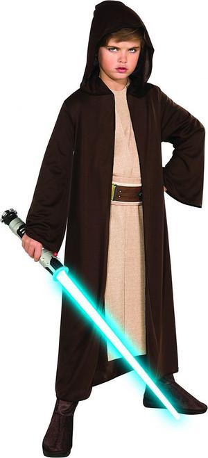 Hooded Boys Jedi Costume