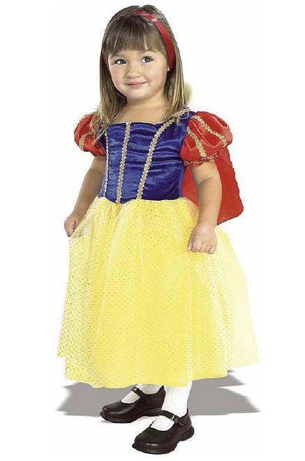 Snow White Princess Costume Toddler