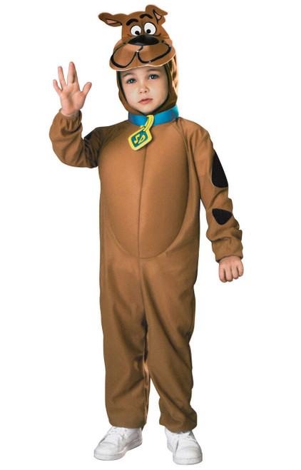 Scooby-Doo Boy Costume