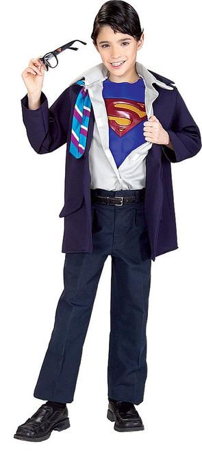 Child Clark Kent & Superman