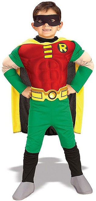 Teen Titan Muscle Robin Costume