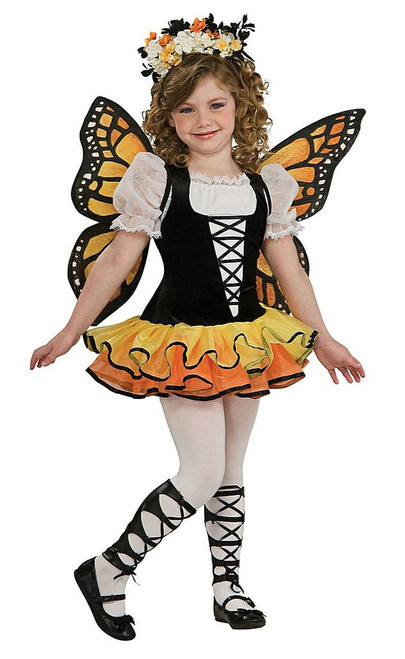 Monach Butterfly Girls Costume