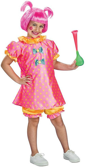 Baby Doll Clown Costume