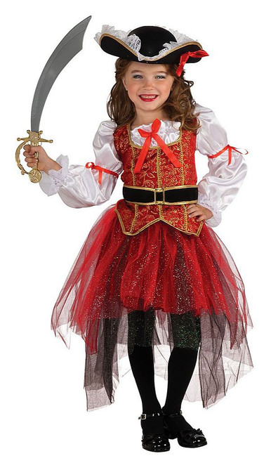Princess of the Seas Pirate Costume