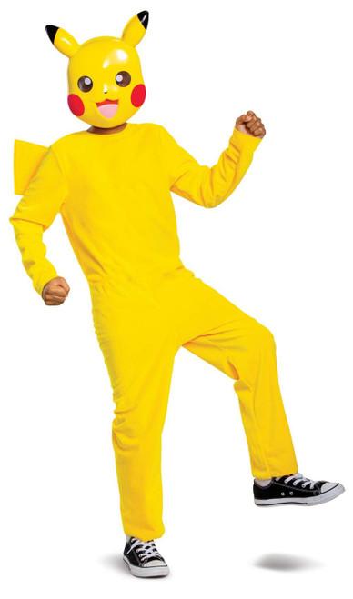 Pokemon Pikachu Jumpsuit Kid Costume