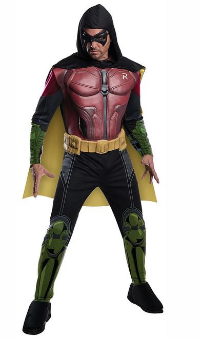 Arkham City Robin Muscle Adult Costume
