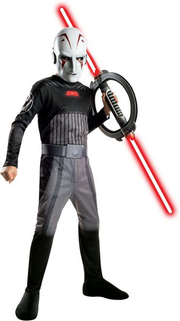 Rebels Inquisitor Costume for Children