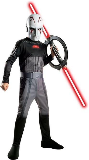 Rebels Inquisitor Costume for Children