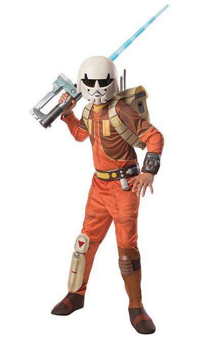 Star Wars Rebels Ezra Costume