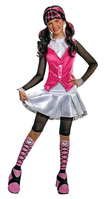 Monster High Deluxe Draculaura Costume