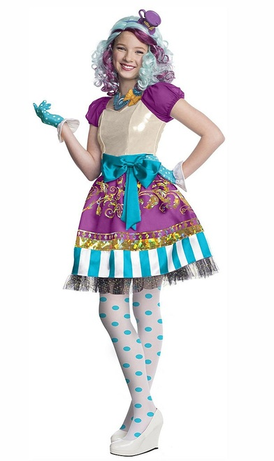 Ever After High Madeline Hatter Costume