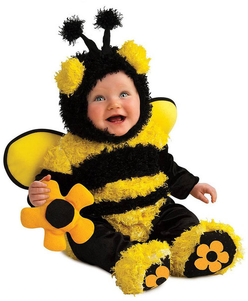 Buzzy Bee Baby Costume