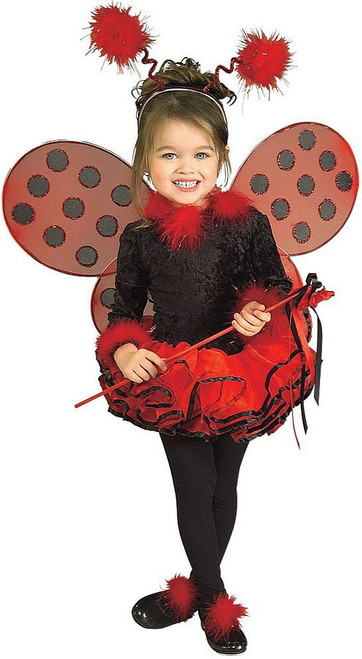 Lady Bug Costume Deluxe