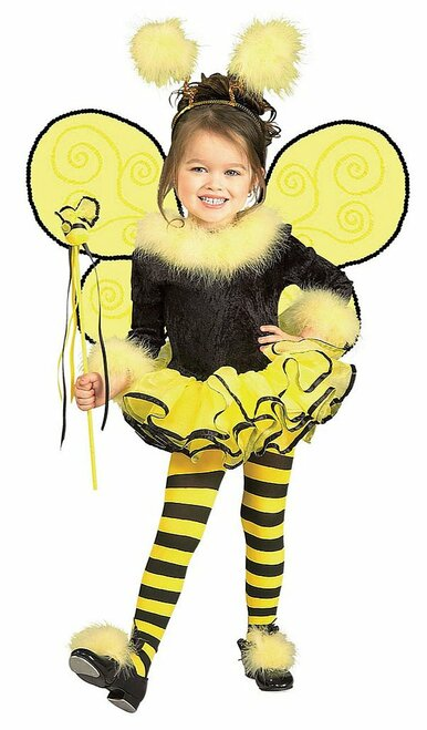 Bumble Bee Girls Costume