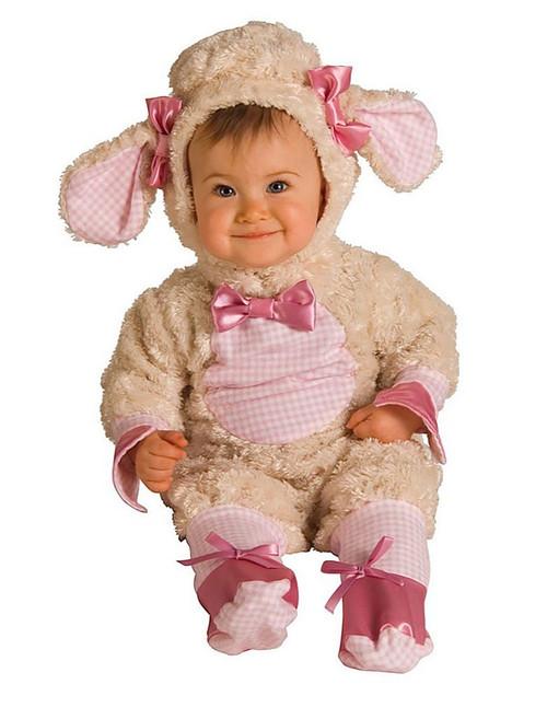 Precious Pink Lamb