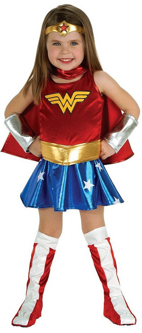 Toddler Wonder Woman Costume