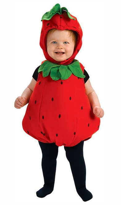 Berry Cute Strawberry Costume
