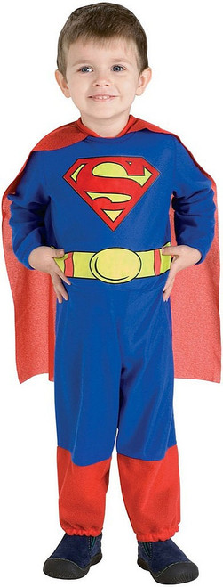 Superman Toddler Boy Costume
