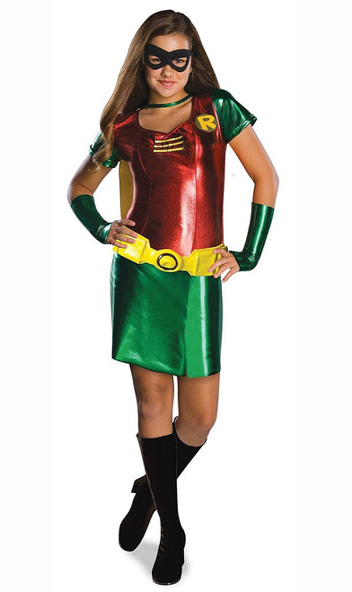 Robin Costume for Tween Girls