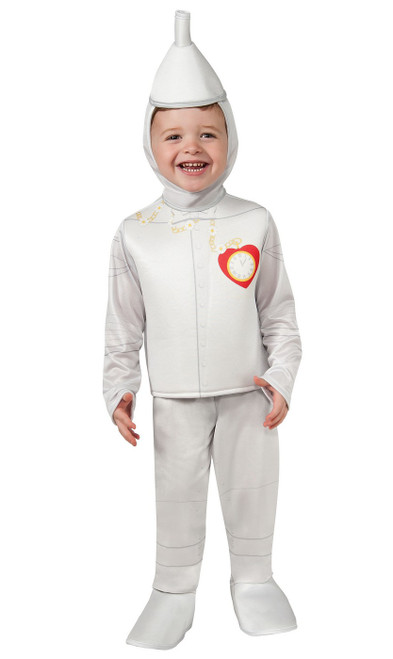 Wizard of Oz Tin Man Toddler Costume