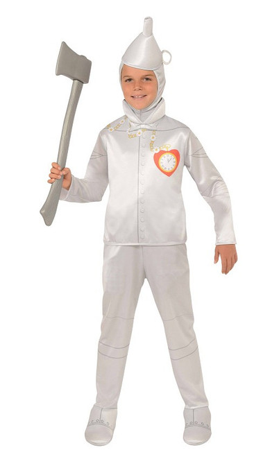 Wizard of Oz Tin Man Child