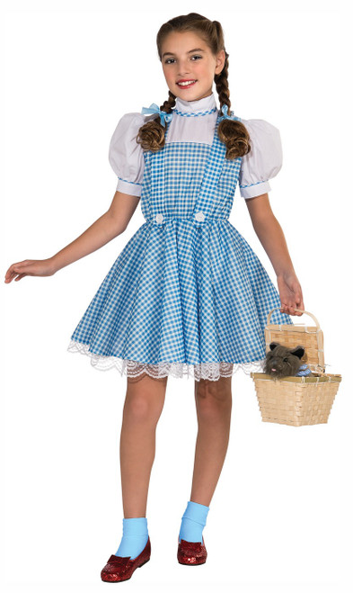 Wizard of Oz Deluxe Child Dorothy Costume
