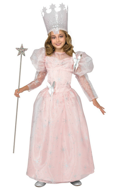 Wizard of Oz Glinda the Good Witch Child Costume