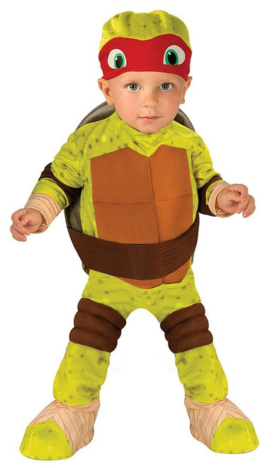 TNMT Raphael Toddler Costume