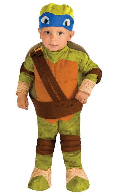TNMT Leonardo Toddler Costume