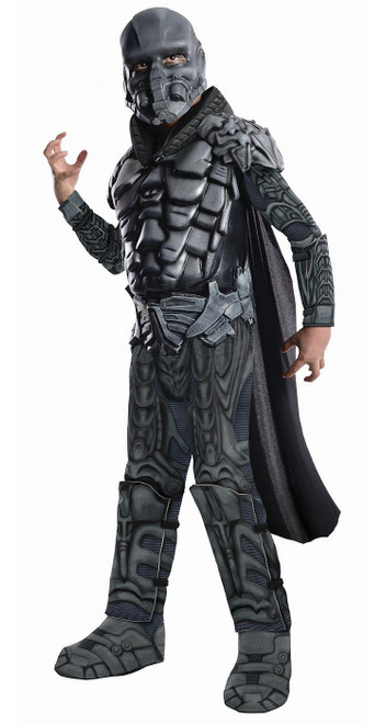 General Zod Boy Costume