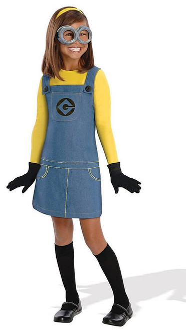 Despicable Me Female Minion Child
