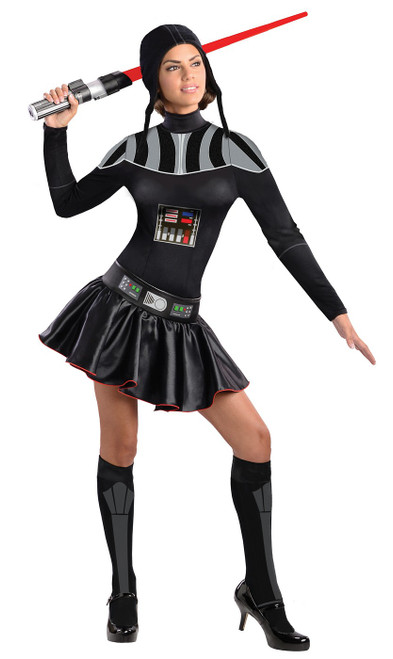 Star Wars Female Darth Vader Costume