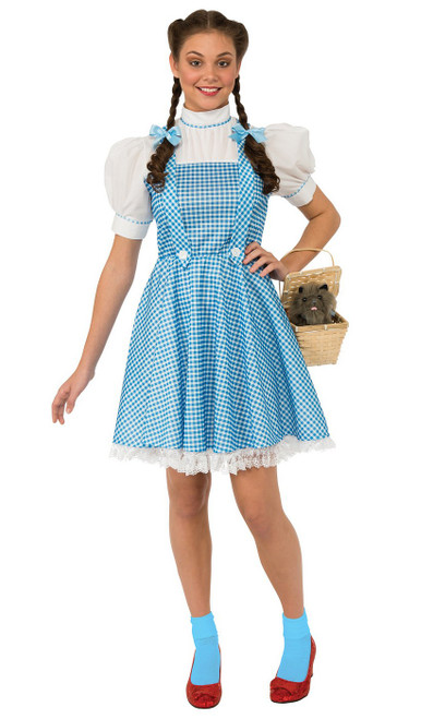 Dorothy Wizard of OZ Teen Costume