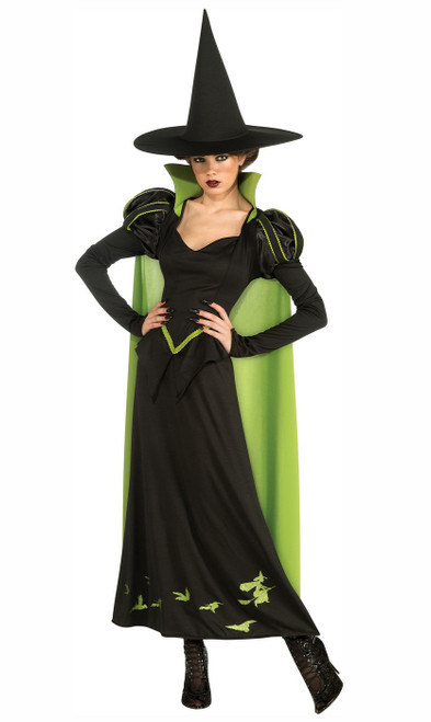 Wizard of Oz Adult Wicked Witch Costume
