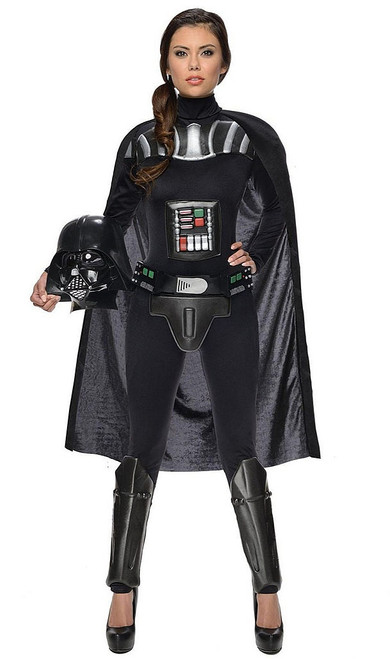 Womens Deluxe Darth Vader Costume