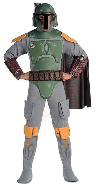 Deluxe Boba Fett Adult Costume